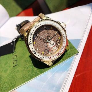 Gucci - GUCCI×ドラえもん腕時計