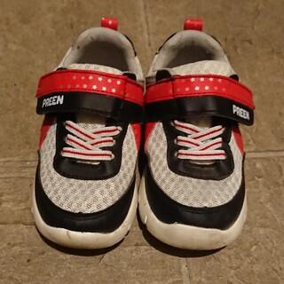 IFME 子供靴16cm 白(スニーカー)