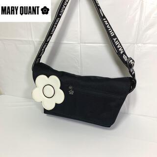 マリークワント(MARY QUANT)のMARY QUANT マリークワント ナイロン ショルダーバッグ エナメル(ショルダーバッグ)