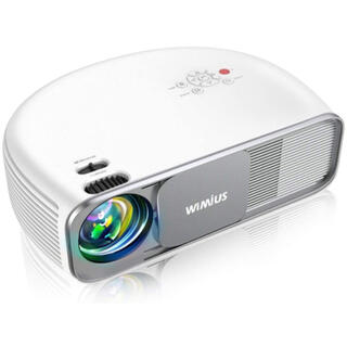 WiMiUS プロジェクター 7000ルーメン Bluetooth(プロジェクター)
