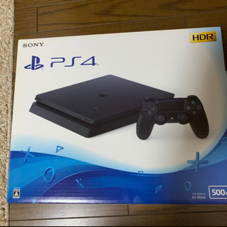 PlayStation4 - PlayStation4 本体  CUH-2100A