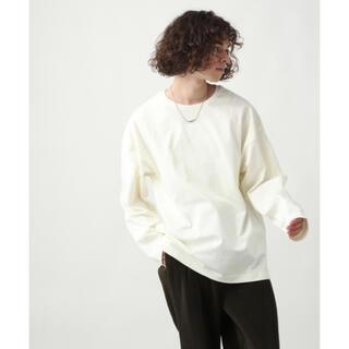 ハレ(HARE)のHARE ULTIMAコットンビッグカットソー Tシャツ(Tシャツ/カットソー(七分/長袖))
