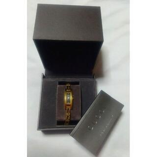 Gucci - 美品~グッチ3900Lレディース時計~