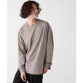 ハレ(HARE)のHARE ヌバックBIGカットソー Tシャツ(Tシャツ/カットソー(七分/長袖))