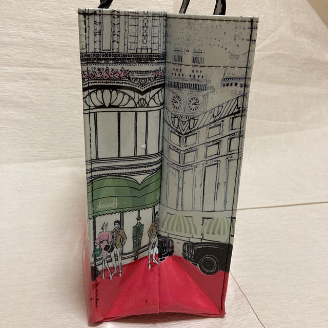 Harrods(ハロッズ)のHarrods トートバッグ Small ミーガンヘス 日本未発売 レディースのバッグ(トートバッグ)の商品写真