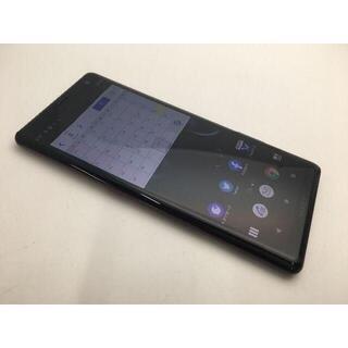 ソニー(SONY)の559 SIMフリー美品docomo Xperia XZ3 SO-01Lレッド(スマートフォン本体)