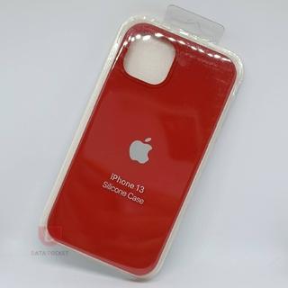 iPhone - iPhone 13専用シリコンケース チャイナレッド
