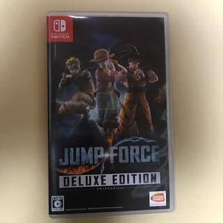 Nintendo Switch - JUMP FORCE デラックスエディション Switch