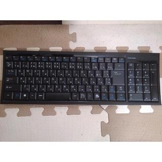 ELECOM - ELECOM Bluetoothキーボード TK-FBP014BK