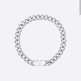 クリスチャンディオール(Christian Dior)のDior チェーンリンク ネックレス 21ss(ネックレス)