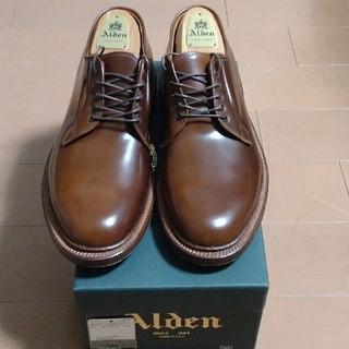 Alden - オールデン alden ラベロ サイズ7ハーフ 25.5
