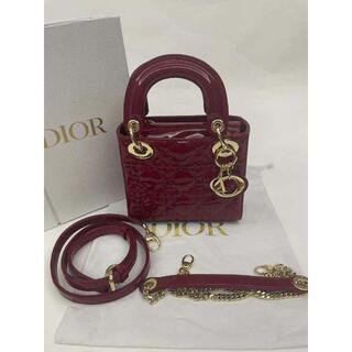 Dior - LADY DIOR ショルダーバッグ