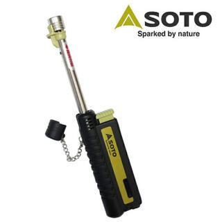 シンフジパートナー(新富士バーナー)のSOTO ソト スライドガストーチ ST-480C(調理器具)