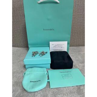 Tiffany & Co. - ティファニー Tiffany ハードウェアリンクピアス
