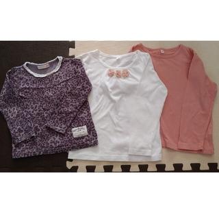 ムジルシリョウヒン(MUJI (無印良品))のまとめ売り 3枚セット 長袖Tシャツ 無印良品、OLIVE des OLIVE (Tシャツ/カットソー)