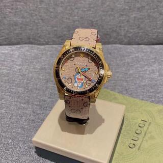 Gucci - GUCCI×ドラえもんコラボ腕時計