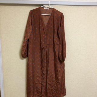 chocol raffine robe - シャツワンピース