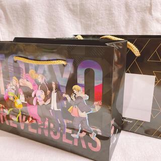 BANDAI NAMCO Entertainment - 東京リベンジャーズ ナムコ ちびぐるみ ノベルティー 窓付きショッパー
