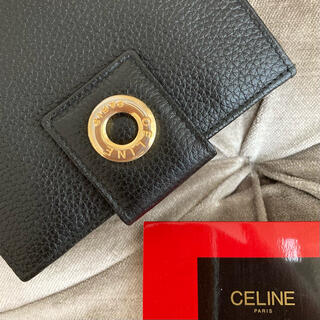 セリーヌ(celine)のCELINE ❤️ サークルロゴ ヴィンテージ がま口 財布(財布)