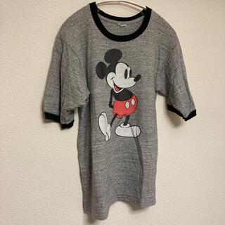 ロンハーマン(Ron Herman)のジャクソンマティス ミッキーマウス リンガーTシャツ トリムT ディズニー(Tシャツ(半袖/袖なし))