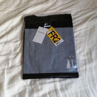 エフシーアールビー(F.C.R.B.)の【新品】F.C.Real Bristol ×#FR2 POCKET T Lサイズ(Tシャツ/カットソー(半袖/袖なし))