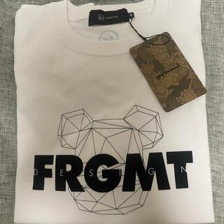 フラグメント(FRAGMENT)のBE@RTEE fragmentdesign 2020 FRGMT Sサイズ(Tシャツ/カットソー(半袖/袖なし))