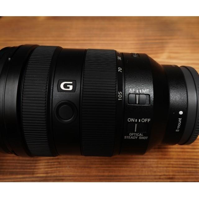 SONY(ソニー)のSONY/FE 4/24-105 G OSS スマホ/家電/カメラのカメラ(レンズ(ズーム))の商品写真