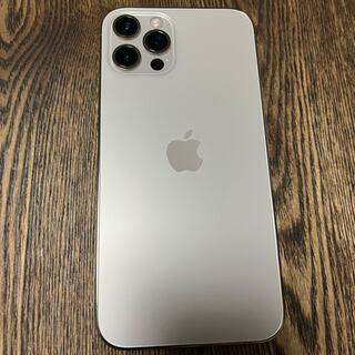 Apple - iPhone 12 pro Gold 256GB SIMフリー ゴールド
