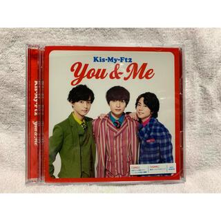 Kis-My-Ft2 - キスマイ Kis-My-Ft2 You&Me セブンネット限定盤