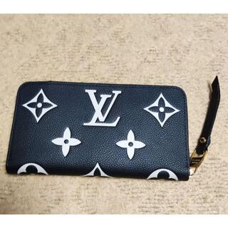 LOUIS VUITTON - Louis Vuittonジッピーウォレット長財布レディース メンズm80481