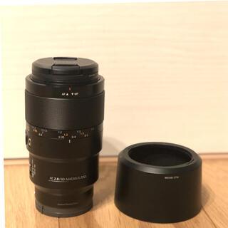 SONY - 美品SONY FE 90mm F2.8 Macro G OSS