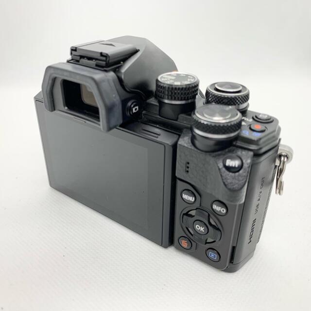 OLYMPUS(オリンパス)のOLYMPUS OM−D E−M10 Mark 2 OM-D E-M10 MA… スマホ/家電/カメラのカメラ(ミラーレス一眼)の商品写真