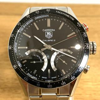 タグホイヤー(TAG Heuer)のタグホイヤー カレラ クォーツ CV7A12 腕時計 稼働品(腕時計(アナログ))