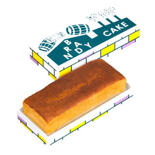 SHISEIDO (資生堂) - 人気商品‼️資生堂パーラー ブランデーケーキ 焼き菓子