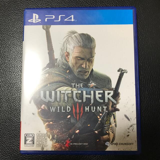 ウィッチャー3 ワイルドハント PS4「T.M様」 エンタメ/ホビーのゲームソフト/ゲーム機本体(家庭用ゲームソフト)の商品写真