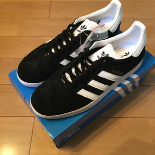 adidas - アディダス ガゼル ガッツレー 黒