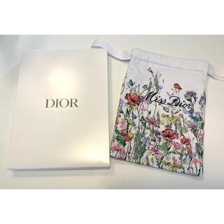 Dior - 最安値‼️翌日発送🌟新品未開封🌟Dior💗刺繍巾着ポーチ