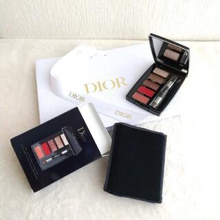 Dior - 【新品未使用品♡】Dior ディオール アイ&リップパレットサンプル 非売品