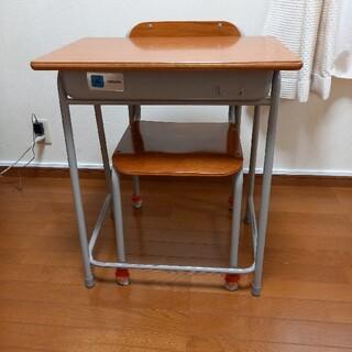 コクヨ - KOKUYO 学校の机と椅子セット【着払い】