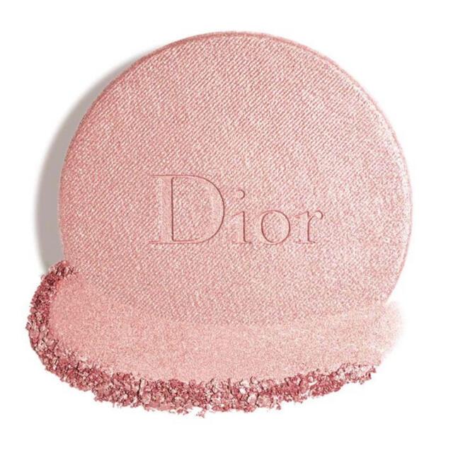Dior(ディオール)のDior フォーエヴァー クチュール ルミナイザー 新作 ハイライト チーク02 コスメ/美容のベースメイク/化粧品(フェイスカラー)の商品写真