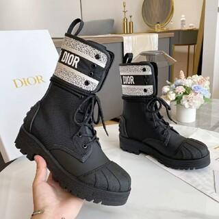 Dior - 2色★きれいな★ディオール diorブーツ
