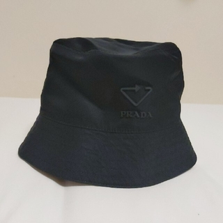 PRADA - プラダ バケットハット 帽子