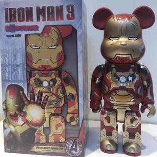 メディコムトイ(MEDICOM TOY)のBE@RBRICKベアブリック Iron Man3 400%(その他)