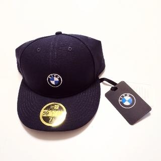 NEW ERA - 【新品未使用】KITH × NEW ERA BMW LOGO CAP NAVY