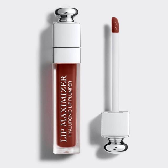 Dior(ディオール)のDior ディオール マキシマイザー ブラウン リップグロス リッププランパー コスメ/美容のベースメイク/化粧品(リップグロス)の商品写真