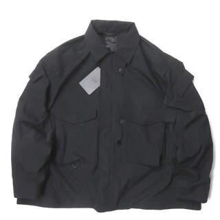 DAIWA PIER39 21AW テックミリタリーBDUジャケット メンズ(ミリタリージャケット)