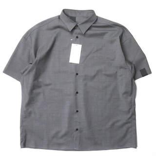 N.HOOLYWOOD 21SS オーバーサイズショートスリーブシャツ(シャツ)