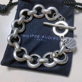 Philippe Audibert - PHILIPPE AUDIBERT  リングチェーンブレス