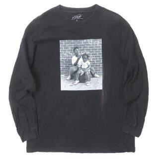 Filphies PHOTO PRINT L/S Tee 長袖Tシャツ メンズ(Tシャツ/カットソー(七分/長袖))
