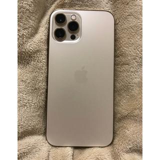 iPhone - 未使用 SIMロック解除 iPhone 12Pro Max 512GB ゴールド